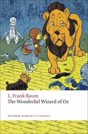 Review The Wonderful Wizard Of Oz By L Frank Baum   Mad  No That Wasnt In The Book But They Are The Lyrics Of The Wonderful And  Catchy Songs Featured In The  Mgm Classic Movie Of The Same Name